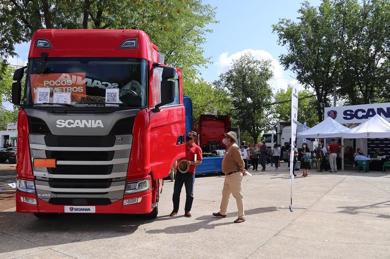 Manzanares Balance positivo en la II Feria Nacional de Vehículos Industriales de Ocasión