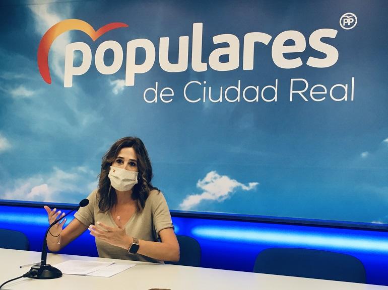 """Rosa Romero """" El PP quiere proteger a las víctimas y ponerse del lado de las clases medias trabajadoras"""""""