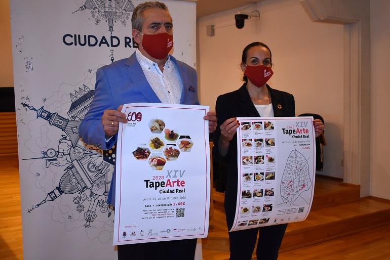 """""""Tapearte"""" buscará la mejor tapa de Ciudad Real del 9 al 18 de octubre"""