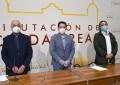 Cinco clubes se disputarán el XXVI Trofeo Diputación Provincial de Fútbol de Tercera División
