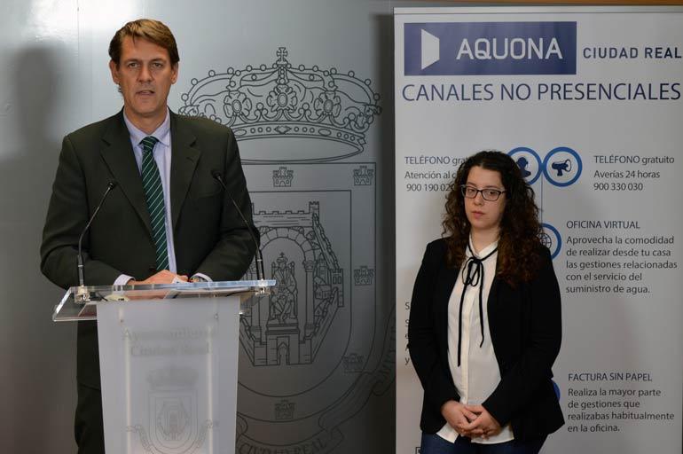 Ciudad Real El Servicio Municipal de Agua alerta de una posible estafa