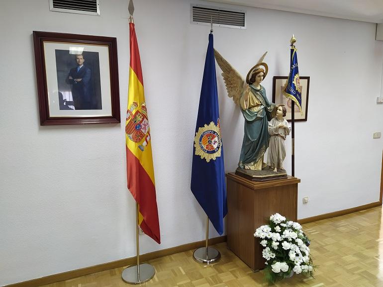 Ciudad Real La Policía Nacional hace entrega de 20 condecoraciones al mérito policial