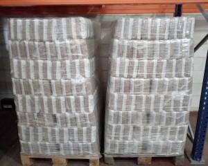Ciudad Real: La empresa de Membrilla INDACSA dona al Banco de Alimentos 9.600 kilos de lentejas