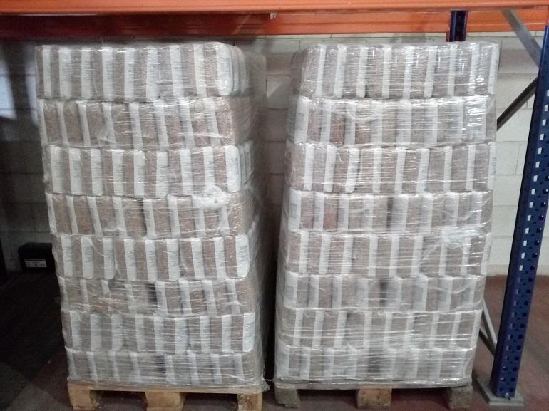 Ciudad Real La empresa de Membrilla INDACSA dona al Banco de Alimentos 9.600 kilos de lentejas