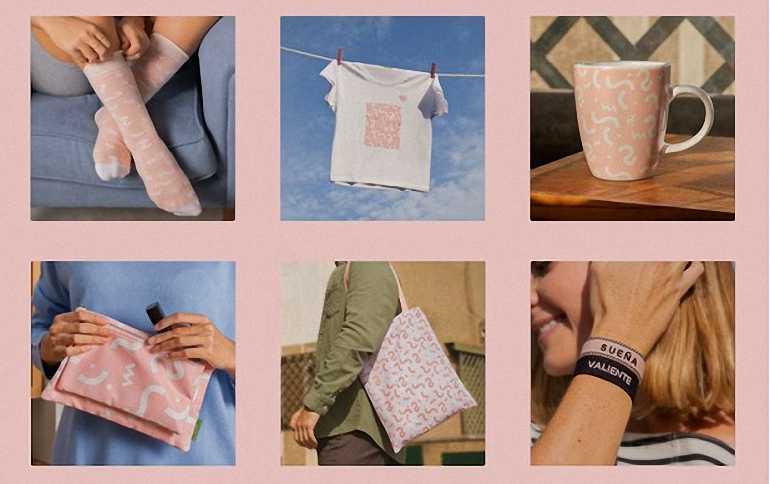 """La AECC anima a la sociedad a """"sacar pecho"""" contra el cáncer de mama"""