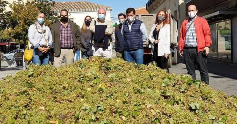 VOX apoya las reivindicaciones de agricultores en Socuéllamos