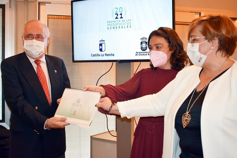 Los Presupuestos de la Junta de Comunidades contemplan 12 millones de inversión en Ciudad Real
