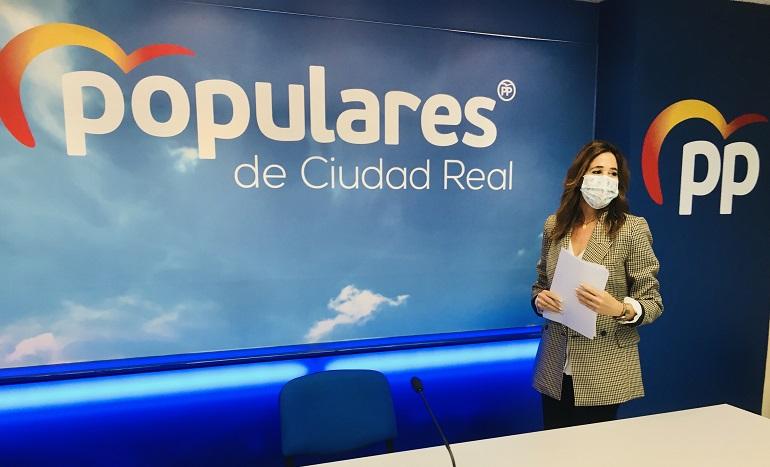 Rosa Romero pide a Page que pase a la acción y le diga a Sánchez que los 9 diputados del PSOE por CLM van a votar en contra de los PGE por el acuerdo con Bildu