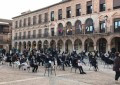 Villanueva de los Infantes: Concentración contra las medidas destructivas tomadas contra el sector de la hostelería y autónomos