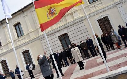 Ciudad Real: Conmemoración del Día de la Constitución