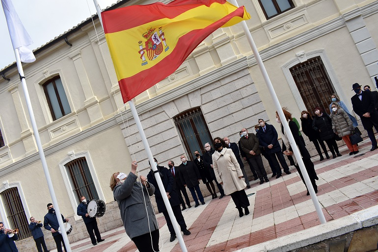 Ciudad Real Conmemoración del Día de la Constitución
