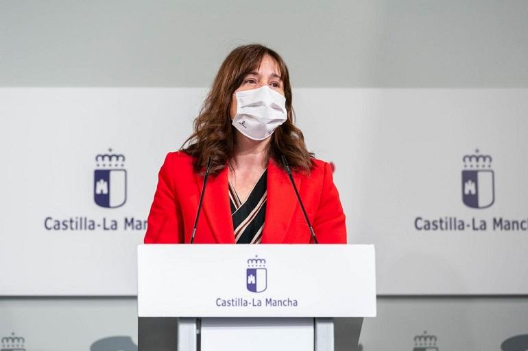 Castilla la Mancha confirma el buen ritmo en el proceso de vacunación frente al coronavirus