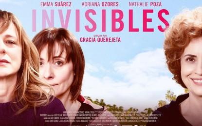 """Ciudad Real: Invitaciones disponibles para la proyección de la película """"Invisibles"""" de Gracia Querejeta"""