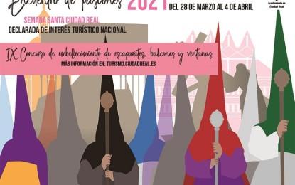 Ciudad Real convoca el concurso de embellecimiento de escaparates y balcones de Semana Santa