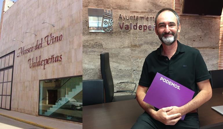Valdepeñas Podemos denuncia irregularidades contables y de contratación en la Fundación Museo del Vino