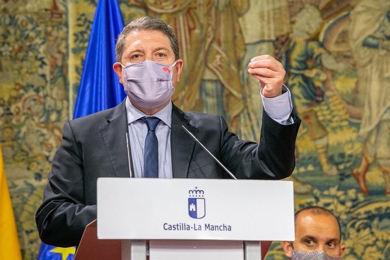 Castilla La Mancha empezará a vacunar a las personas entre 70 y 80 años la próxima semana