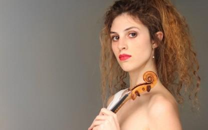 Ciudad Real: El Arco del Torreón se abre a la cultura  con el concierto de la virtuosa violinista Heidi Hatch