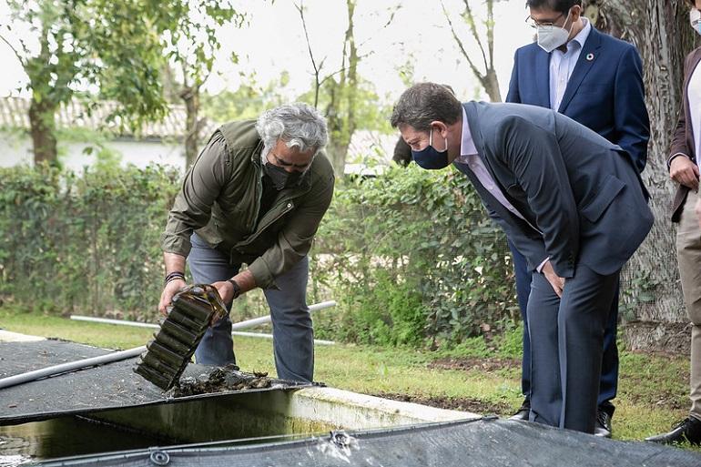 Ciudad Real El Gobierno regional da un nuevo impulso a la reintroducción del lince ibérico a través de las nuevas instalaciones del Centro de Recuperación de Fauna Silvestre de El Chaparrillo