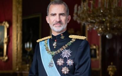 Ciudad Real: La Cámara de Comercio concede la Gran Cruz de la Orden de la Cámara de Ciudad Real a Su Majestad el Rey, Felipe VI