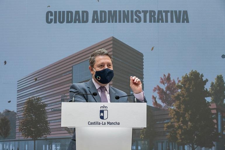 Ciudad Real La Ciudad Administrativa, un proyecto de 25 millones de euros