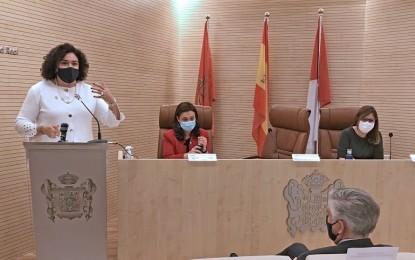 Ciudad Real: La doctora Concepción Villafánez toma posesión como nueva presidenta del Colegio de Médicos ciuadrealeño
