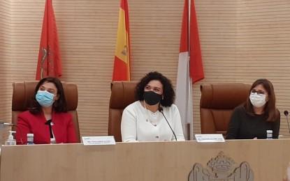 Ciudad Real: La nueva Junta de Gobierno del Colegio de Médicos, con la doctora Mª Concepción Villafáñez al frente, tomó posesión este miércoles