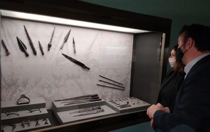Ciudad Real: Mejoras en el Museo con nuevas piezas y nuevos contenidos