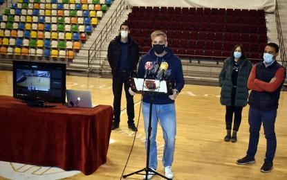 """El Patronato de Deportes ofrece a los clubes de Ciudad Real un servicio de """"streaming"""" para sus eventos"""
