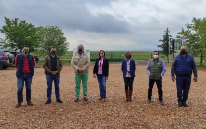 Los vecinos del embalse de Torre de Abraham y la comarca de Montes necesitan el plan Hidrológico Nacional de VOX