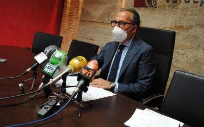 Valdepeñas: El Consistorio desestimará a La Molineta Agua y Salud la solicitud de abonarle 162.000 euros por la situación derivada del estado de alarma