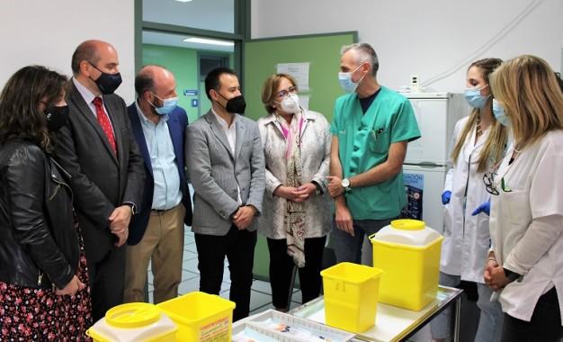 Avanza en la vacunación frente al COVID-19 de los mayores de 50 años en la provincia de Ciudad Real