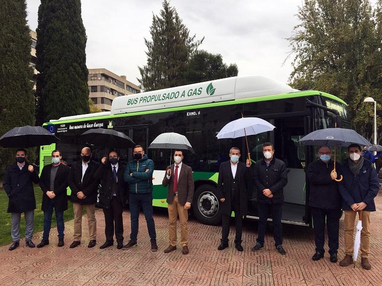 Ciudad Real El Ayuntamiento adquirirá dos autobuses de tecnología híbrida