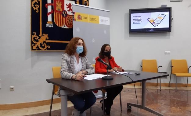 """Ciudad Real: Presentación del nuevo portal de la Tesorería General de la Seguridad Social """"Import@ss"""""""