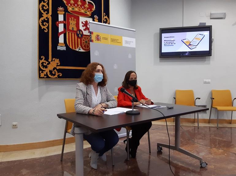 Ciudad Real Presentación del nuevo portal de la Tesorería General de la Seguridad Social Import@ss