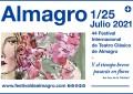 El Festival Internacional de Teatro Clásico de Almagro ha sido presentado esta mañana en Lisboa