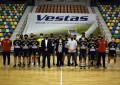 Pilar Zamora desea suerte al BM Alarcos juvenil  ante el sector que se disputa en el Quijote Arena