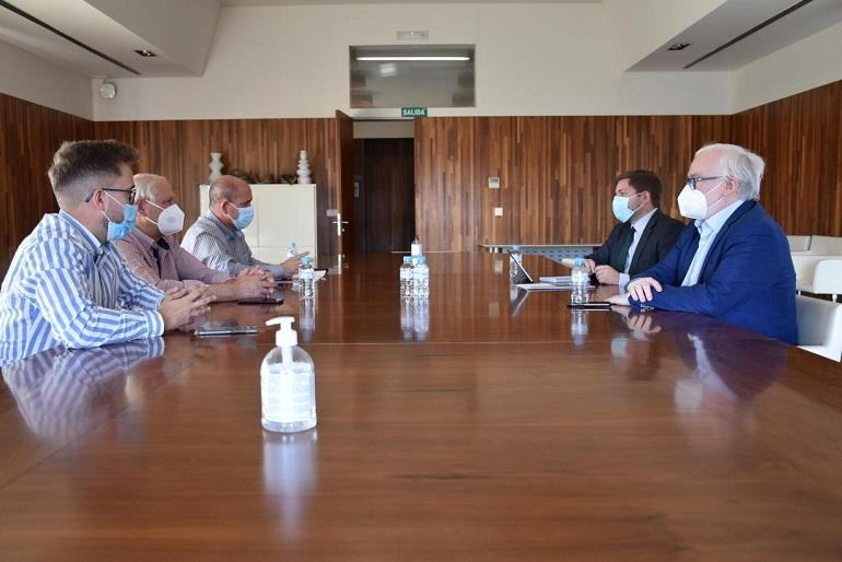 El Gobierno regional mejorará la comunicación entre Villarrubia de los Ojos y Puerto Lápice a través de la rehabilitación de la CM-4120
