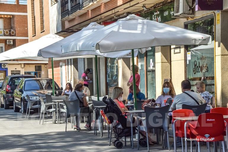 Entra en vigor este jueves en Castilla La Mancha el cierre de bares a las 200 h y el ocio nocturno a las 300 h entre otras medidas