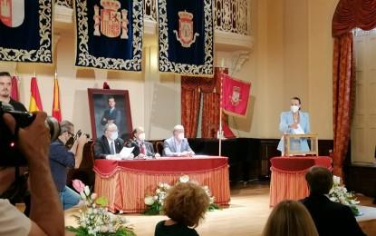 Eva Masías de Ciudadanos toma el relevo a Pilar Zamora en la alcaldía de Ciudad Real cumpliendo con lo pactado en las últimas elecciones