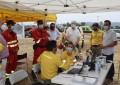 Puertollano lleva a cabo unas quemas controladas para prevenir incendios forestales