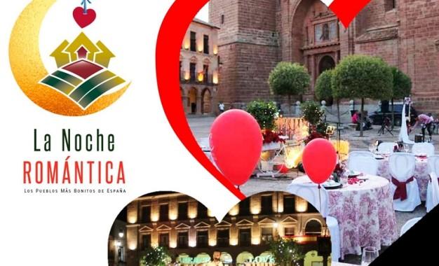 """Villanueva de los Infantes celebrará """"La Noche Romántica"""" el 26 de junio junto a todos los pueblos de la Asociación de los Pueblos más Bonitos de España"""