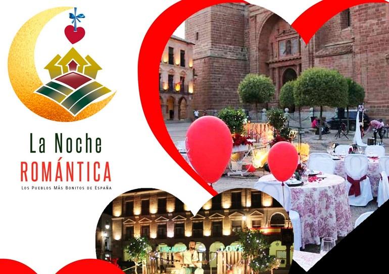 Villanueva de los Infantes celebrará La Noche Romántica el 26 de junio junto a todos los pueblos de la Asociación de los Pueblos más Bonitos de España