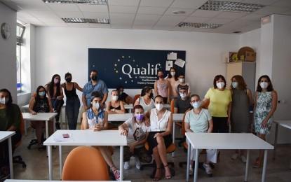 Ciudad Real: 15 personas impulsan su formación y futuro profesional gracias a la Concejalía de Acción Social