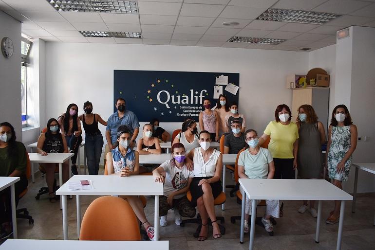 Ciudad Real 15 personas impulsan su formación y futuro profesional gracias a la Concejalía de Acción Social