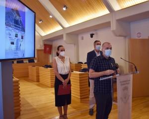 Ciudad Real: Presentación de la XVII edición Festival de música antigua y medieval en Alarcos