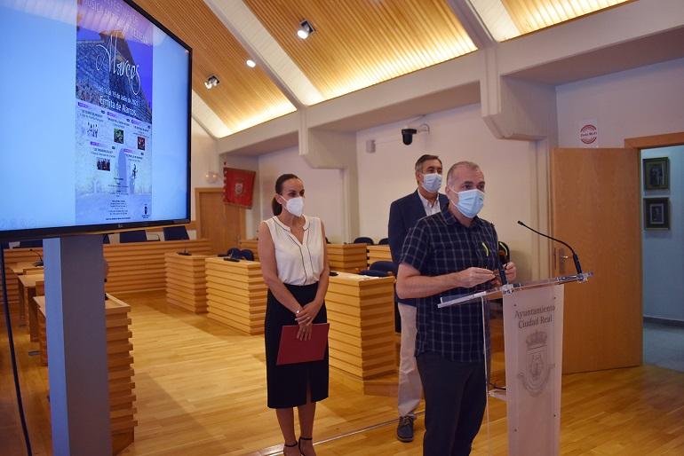 Ciudad Real Presentación de la XVII edición Festival de música antigua y medieval en Alarcos