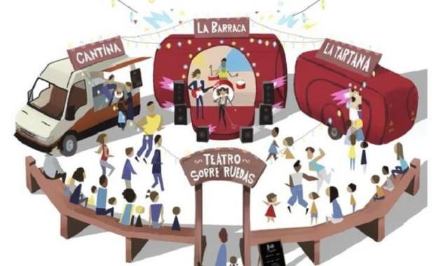 """Diez pueblos de menos de dos mil habitantes de la provincia de Ciudad Real disfrutarán este verano del """"Teatro Andante"""""""