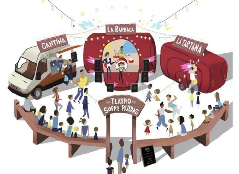 Diez pueblos de menos de dos mil habitantes de la provincia de Ciudad Real disfrutarán este verano del Teatro Andante