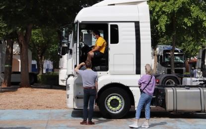 Manzanares: La Feria Nacional de Vehículos Industriales de Ocasión se celebrará del 24 al 26 de septiembre