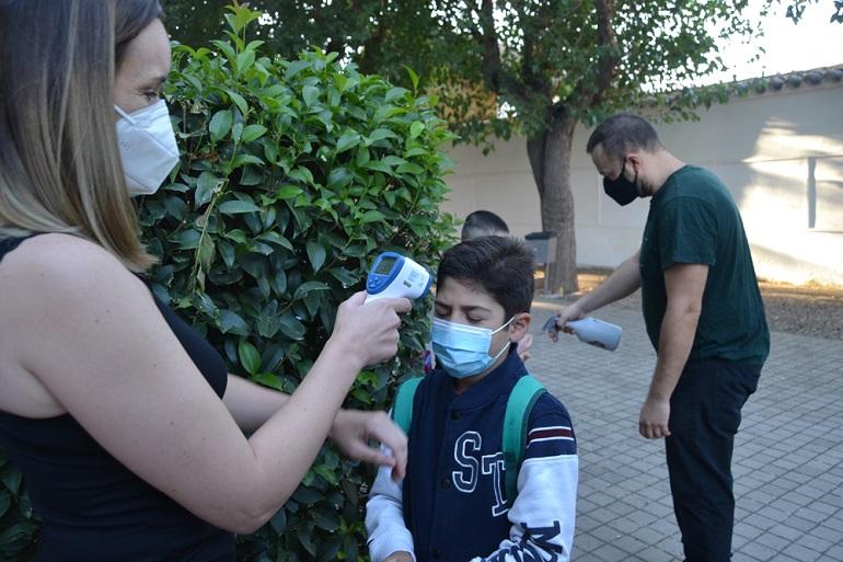 Castilla La Mancha Casi el 100 por 100 de los alumnos mayores de doce años estarán vacunados, al menos con una dosis, al inicio del curso escolar